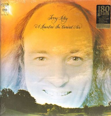LP Terry Riley A Rainbow In Curved Air 180 GRAM NEW OVP Columbia Masterwork
