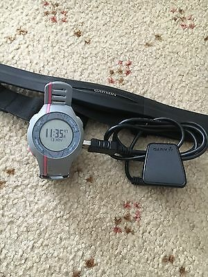 Garmin Forerunner 110 with Heart Rate Monitor Sports GPS