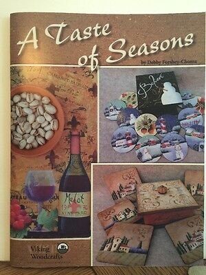 Debby Forshey-Choma:  A TASTE OF SEASONS