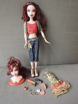 My Scene Swapping Styles Chelsea Doll with Accessories and Clothes