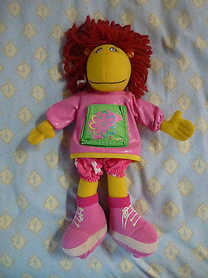 The Tweenies Fizz Is A Doll On The Bbc Tv For Children Used In Good Condition