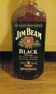 Jim Beam Black 8 Years 1 Litre!! Very Rare! Discontd in 2011!!