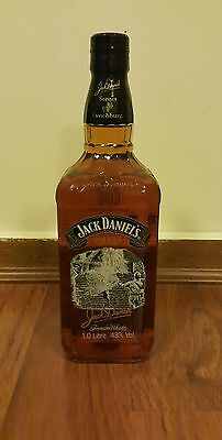 Jack Daniels Scenes From Lynchburg No.8 ~ 1 Litre! Rare! Last one!