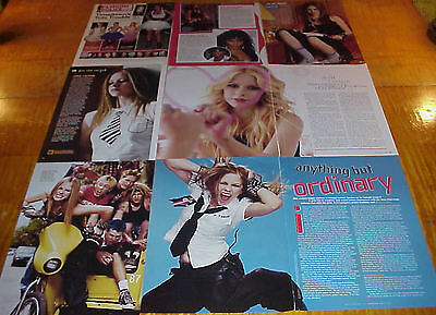 Avril Lavigne Clippings #2 #090416