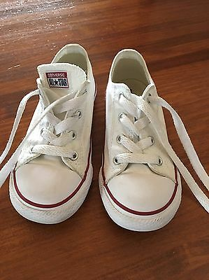 Converse, Junior Sz 10