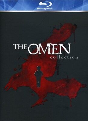 The Omen Collection [New Blu-ray] Boxed Set, Dolby, Digital Theater System, Wi
