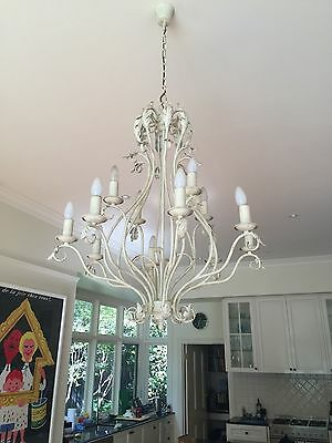 Light fitting french provincial style