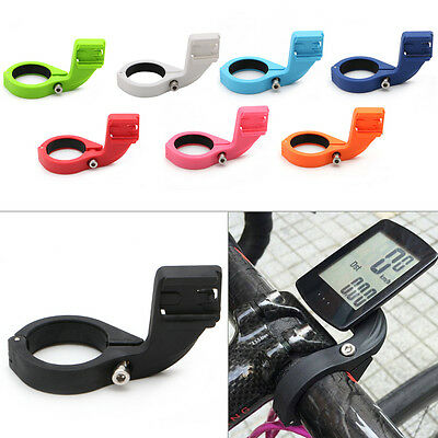 Bike Bicycle CatEye Wireless Computer Out Front Bracket Handle Bar Mount New