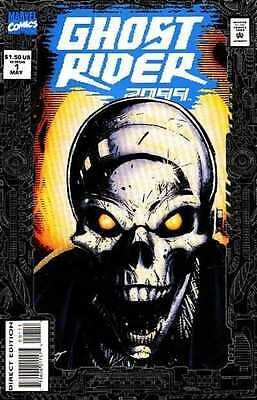 Ghost Rider 2099 #1, Holo Cover,Mint!