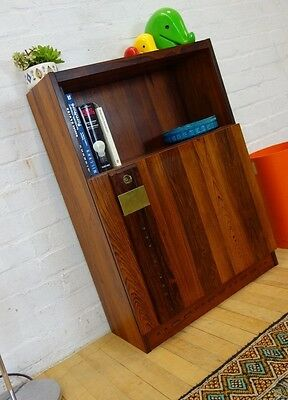 Nils Jonsson for Troeds Swedish Sideboard drinks cabinet Rosewood Mid Century