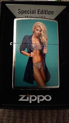Zippo  Very Rare Pin Up Girl (Only The Best)