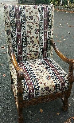 Pair of Beautiful Antique Chairs