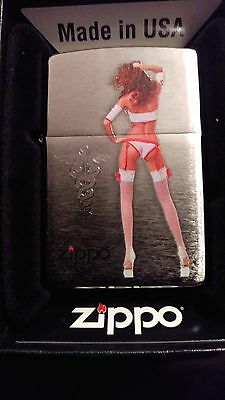 Zippo  Very Rare Pin Up Girl (Naughty Nurse)