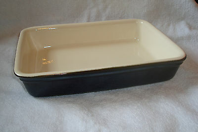 BHS - Brecon - Large Rectangular Lasagne or Serving Dish