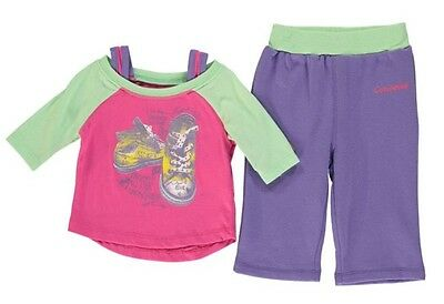 Converse 2 piece set girls size: 3 years Brand New with tags