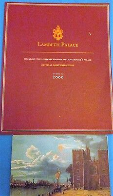 Lambeth Palace Official Guide 2000 Book