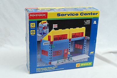 Rokenbok System Service Center #34313 - 100% Complete with Box