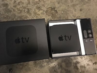 Apple TV (4th Generation) 32GB Digital HD Media Streamer (Latest Model)