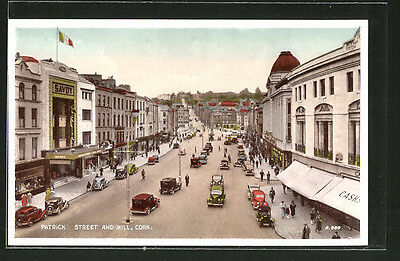 tolle AK Cork, Patrick Street and Hill