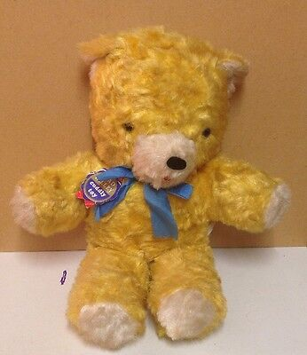 Vintage A Chad Valley Cuddly Toy Bear