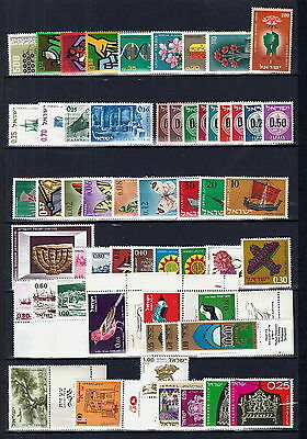 Israel      Lot Timbres          Neufs**   Mnh