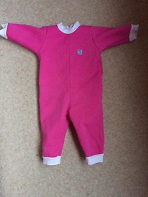 Splash About Extra Warm Baby Wet Suit 12-18 Months