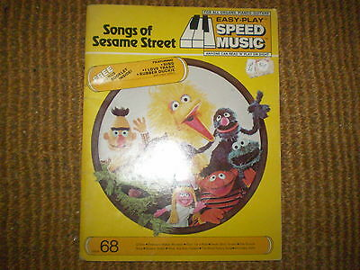 Songs Of Sesame Street