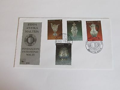 1994 Malta First Day Cover NO ADDRESS