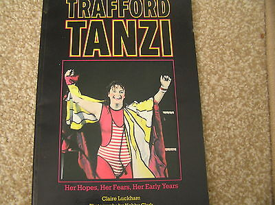 Trafford Tanzi Short History Of The Play Pb Book B/w Photos 1983 Claire Luckham