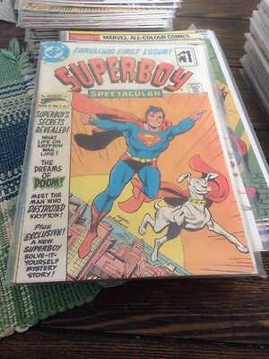 Superboy Spectacular First Issue