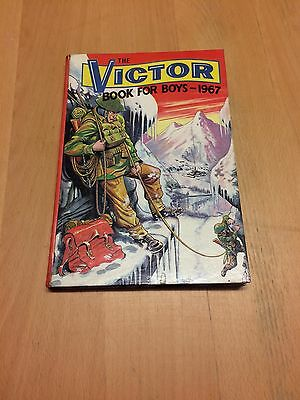 Victor Book For Boys -1967