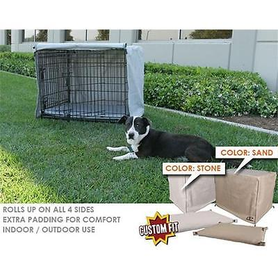 Animation Animaux Crate Cover & Pad Set Convient 24 x 18 x 19 Midwest Select ...