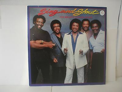 Mighty Clouds Of Joy - Sing And Shout - Lp - 1983