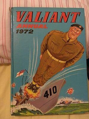 Valiant Annual 1972