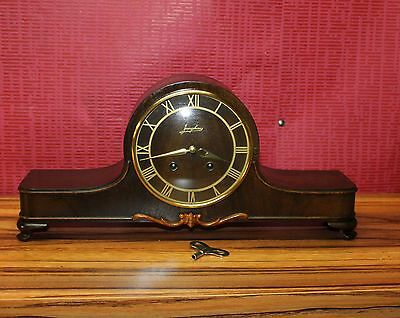 **Antique Mantel Clock German Clock Chime clock Mini Clock*Junghans*
