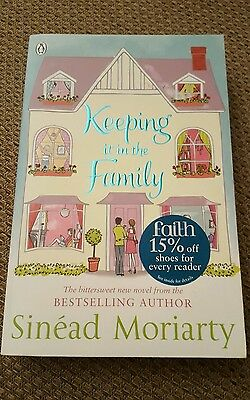 Keeping it in the Family by Sinead Moriarty (Paperback, 2009)