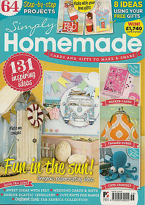 Simply Homemade Magazine - Issue 58 with free gifts