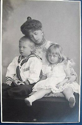 Lot Of 10 Old European Royalty Postcards