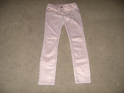 Pink Shinny Skinny Fit Jeans Age 11 years Next