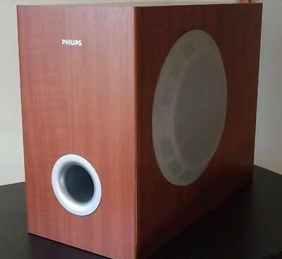 Subwoofer  Amplificato Philips Mcd 149