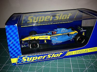 Superslot Scalextric Renault R24 Team Spirit N08 H2582  Ver Foto