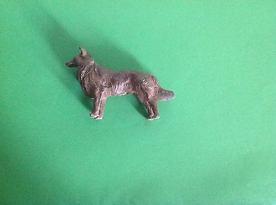 Vintage Possible German Lineol /  Elastolin Toy Farm Animal Dog
