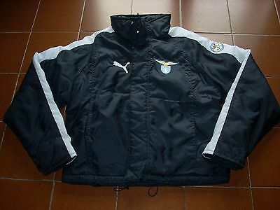 Deadstock Puma Jacket Lazio Roma Issue 2000 Youth Academy Siemens Parmacotto Vtg