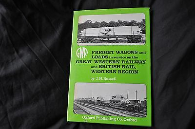 Freight Wagons & Loads in Service on the Great Western Railway and BR,WR