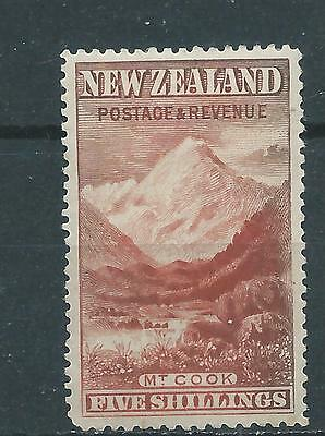 New Zealand  SC# 83   Mint,  Hinged    Perfectly centered!    2nm29