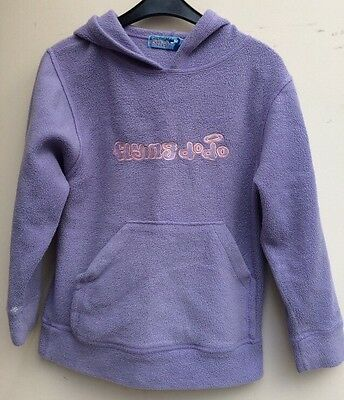 Girls XS FLYING DODO Fleece Hoodie Warm Winter Surf Skate