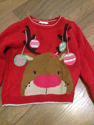 Christmas Jumper Age 3-4