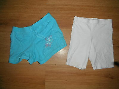 2 pairs shorts   age 6-7 years  and 8-9