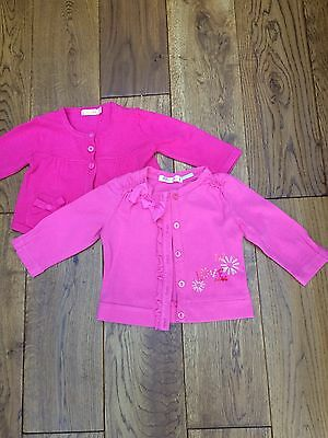 Baby Girl Bundle Cardigans 3-6 Months