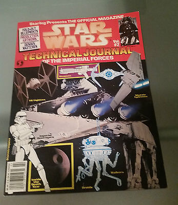 Star Wars Technical Journal of the Imperial Forces Vol #2 Darth Vader